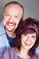 Amy Zerner and Monte Farber