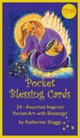 POCKET BLESSING CARDS (24 asstd blessings)