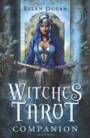 WITCHES TAROT (78-card deck & 312-page book)