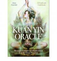 KUAN YIN ORACLE SET (44-card deck & guidebook)