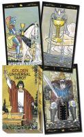GOLDEN UNIVERSAL TAROT (78-card deck & instruction booklet)