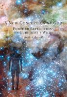 NEW CONCEPTION OF GOD: Further Reflections On Gurdjieff's Whim (O)