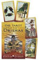 TAROT OF THE ORISHAS (77-card deck & 312-page book)