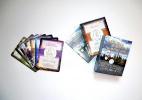 SACRED SYMBOLS HEALING CARDS (72-card deck)