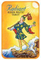 RADIANT RIDER-WAITE TAROT (78-card deck & instruction booklet; keepsake tin)
