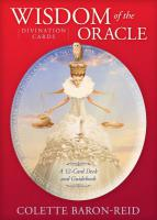 WISDOM OF THE ORACLE DIVINATION CARDS: Ask & Know (52-card deck & guidebook)