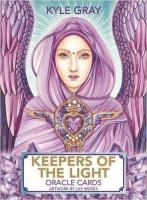 KEEPERS OF THE LIGHT ORACLE CARDS (44-card deck)