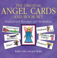 ORIGINAL ANGEL CARDS AND BOOK SET: Inspirational Messages and Meditations--The Silver Anniversary Ex