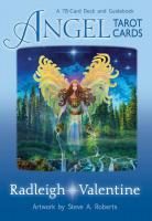 ANGEL TAROT CARDS (78-card deck & guidebook) (new edition)