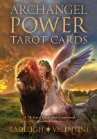 ARCHANGEL POWER TAROT CARDS: A 78-Card Deck & Guidebook (new edition)