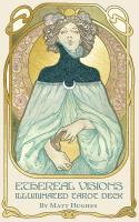 ETHEREAL VISIONS: Illuminated Tarot Deck (80-card deck & 48-page booklet)