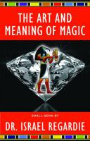 ART AND MEANING OF MAGIC (Small Gems Series)