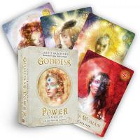 GODDESS POWER ORACLE (52-card & guidebook)