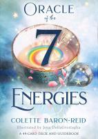 ORACLE OF THE 7 ENERGIES: A 49-Card Deck & Guidebook