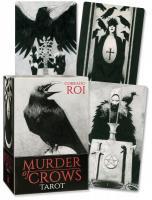 MURDER OF CROWS TAROT (78-card deck & instruction booklet)