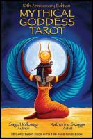 MYTHICAL GODDESS TAROT (78 cards & guidebook, boxed)