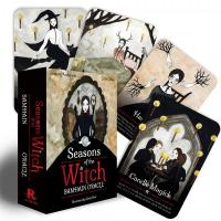 SEASONS OF THE WITCH: Samhain Oracle--Harness The Intuitive Power Of The Year's Most Magical Night (