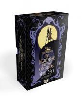 NIGHTMARE BEFORE CHRISTMAS TAROT (78-card deck & guidebook)