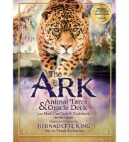 ARK ANIMAL TAROT & ORACLE DECK - 2nd Edition (Revised & Expanded - *2020 COVR Award Winner Product o