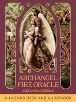 ARCHANGEL FIRE ORACLE (40-card deck & guidebook)