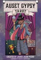 AUSET GYPSY TAROT (78-card deck & guidebook)