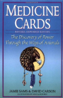 MEDICINE CARDS: The Discovery Of Power Through The Way Of The Animals (book & 52 card deck)
