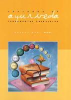 TEXTBOOK OF AYURVEDA: Fundamental Principles (H)