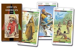 AFRICAN AMERICAN TAROT (78 cards & book)