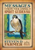 MESSAGES FROM YOUR ANIMAL SPIRIT GUIDES ORACLE CARDS (44-card deck & guidebook)