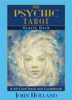 PSYCHIC TAROT ORACLE DECK (65-card deck)