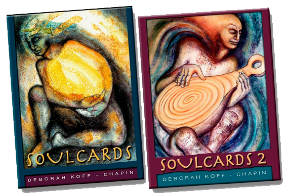 soulcards 2 powerful images for creativity insight soulcards series